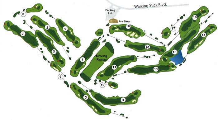Walking Stick Golf Course