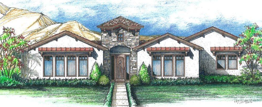 Pueblo Colorado Custom Home Design and Construction