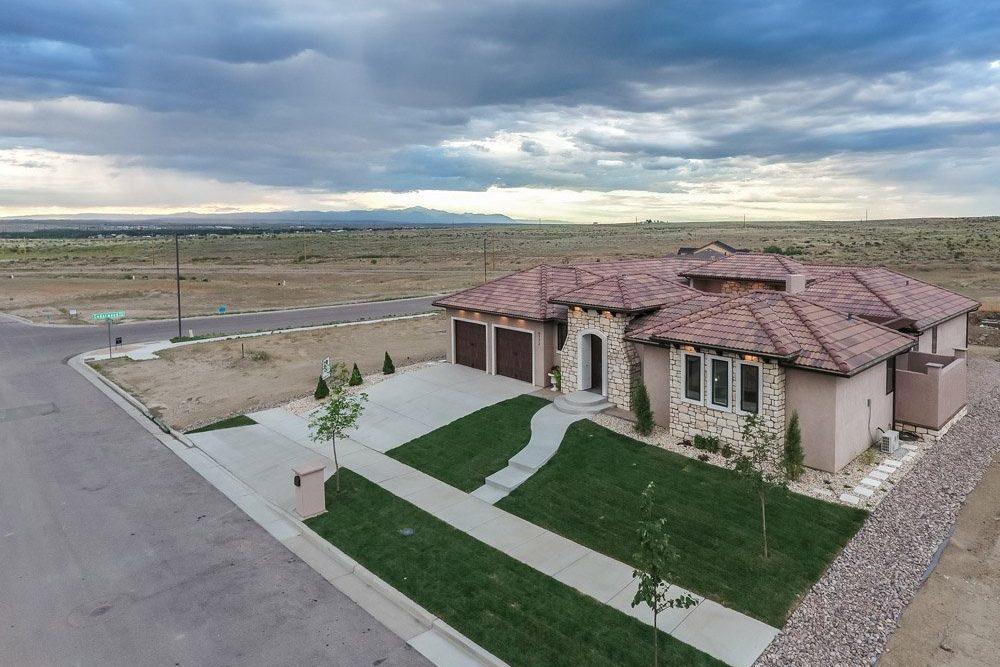 Pueblo Colorado home builders